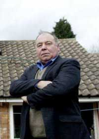 """Cllr John Lines Our """"Founder"""" threatens to set the dogs on us."""